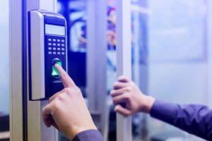 serrure biométrique